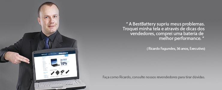 Ricardo aprova BestBattery!